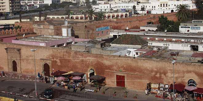 Rabat/Ancienne médina : 300 bâtisses à restaurer