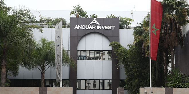 Anouar Invest participe au Fonds spécial Covid19
