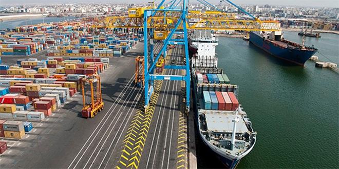 Un marché à prendre au port de Mohammedia