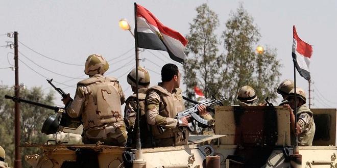 Attentat anti-coptes : L'armée égyptienne tue 19 jihadistes