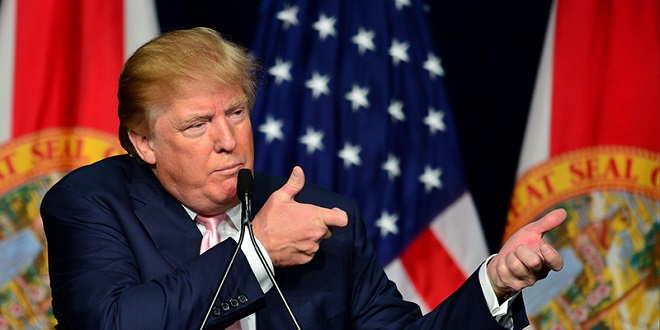"""Syrie: Trump promet une """"réponse"""" américaine en cas d'utilisation d'armes chimiques"""