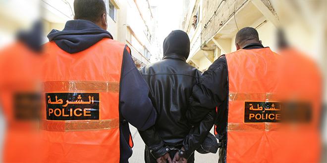 Démantèlement d'un réseau de trafic de drogue à Ouarzazate