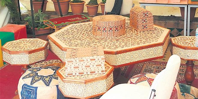 Marrakech : Boom des exportations des produits d'artisanat