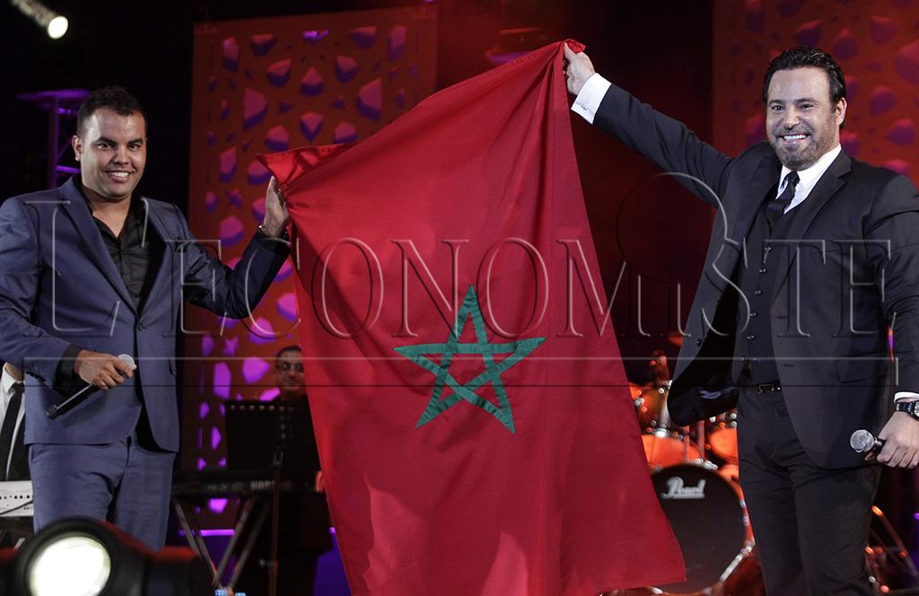Alli Al Hilani - Liban et Mourad Bouriki - Maroc