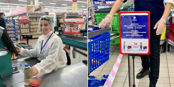 Aswak Assalam lance la livraison à domicile