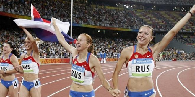Dopage: Le couperet tombe pour la Russie