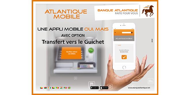 """Banque Atlantique Côte d'Ivoire: la BCP lance """"Atlantique Mobile"""""""