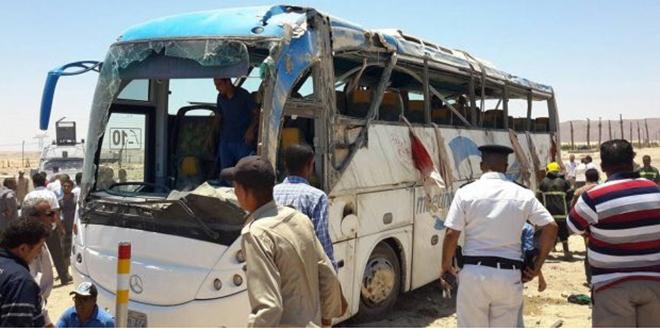 Le groupe EI revendique l'attentat contre les coptes