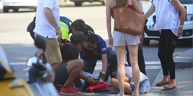 Attentat de Barcelone : trois Marocains parmi les blessés