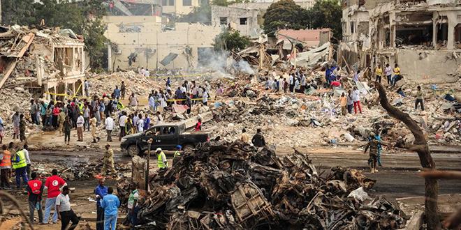 Somalie: 18 morts dans un double