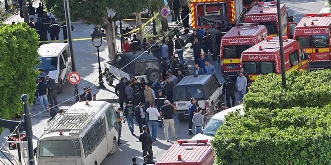 Tunis : Nouveau bilan de l'attentat