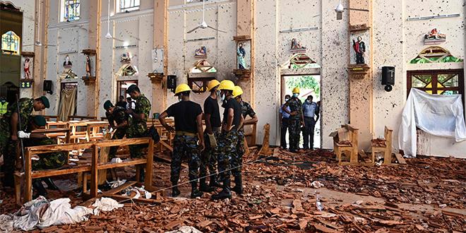 Sri Lanka : Le mouvement responsable des attentats identifié