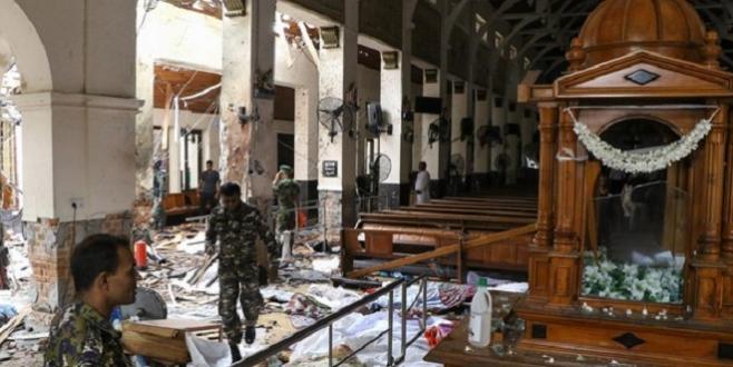 Attentats au Sri Lanka : Le bilan s'alourdit