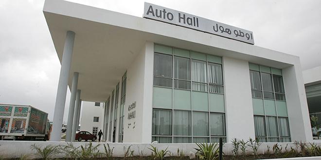 Auto Hall : Chiffre d'affaire en hausse