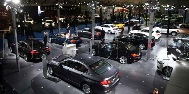Automobile: Fléchissement des ventes de 11% en novembre