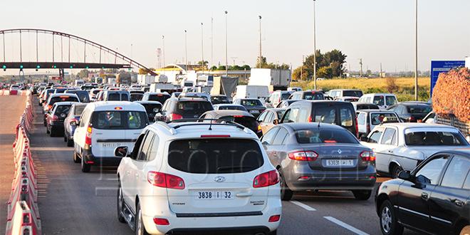 Casablanca: 80 millions d'euros pour décongestionner l'autoroute