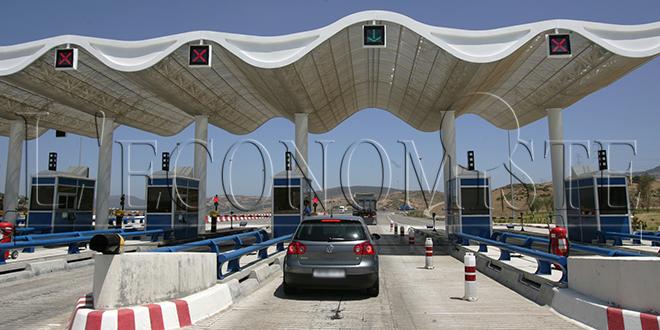 Autoroute Tétouan-Fnideq: ouverture de l'extension des péages de l'échangeur de SMIR