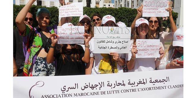 """Des Marocains se déclarent """"hors-la-loi"""" pour défendre leur liberté"""
