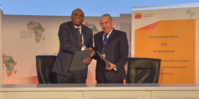 Mémorandum d'Entente entre AWB et Afreximbank