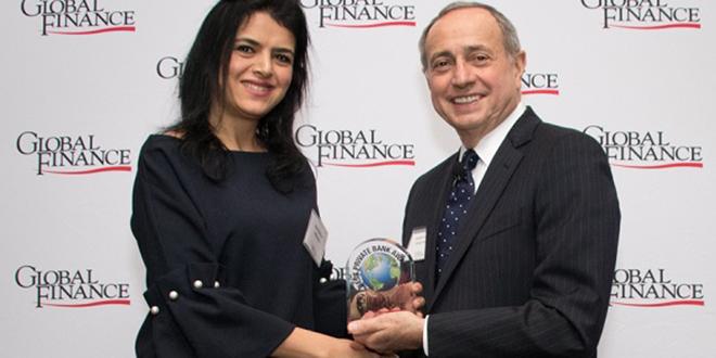 Banques privées : AWB primée à New York