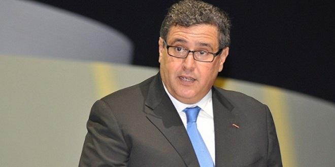 Al Hoceima Manarat Al Moutawassit : Akhannouch fait le point