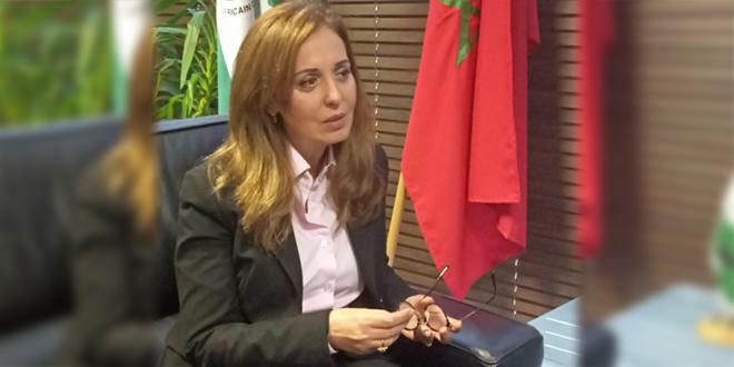 Leïla Farah Mokaddem, nouvelle représentante de la BAD au Maroc