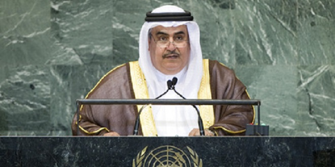 Sahara : Le Bahreïn réaffirme sa position