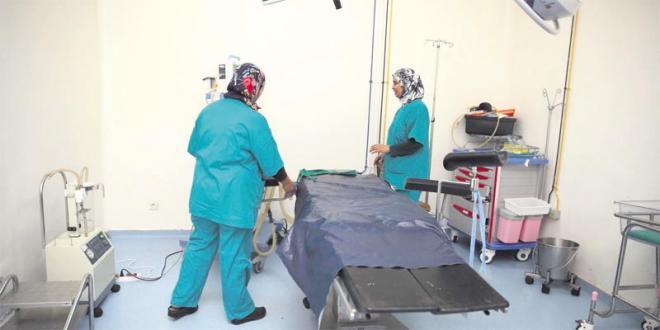 Une assurance complémentaire pour les fonctionnaires de la santé