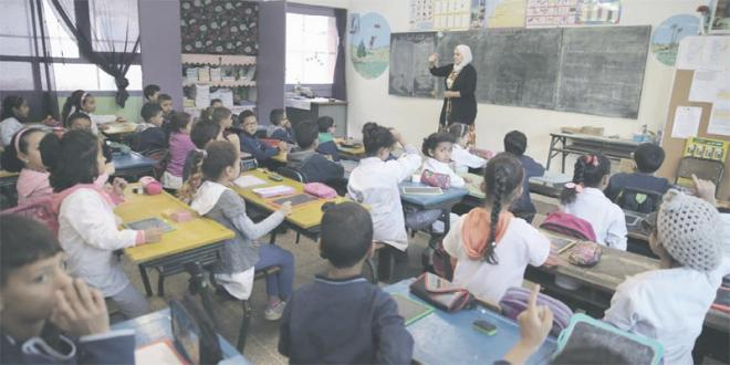 Nouvelle formule d'horaire scolaire à Béni Mellal-Khénifra
