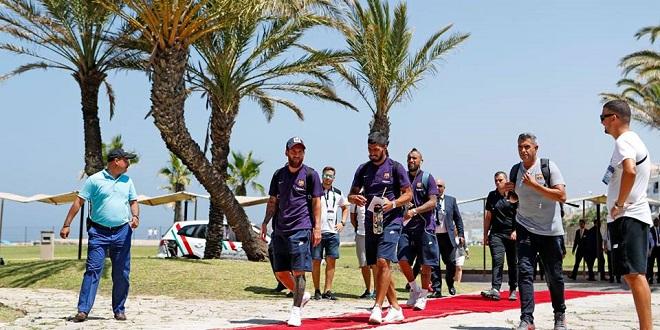Supercoupe à Tanger : Profil bas pour le Barça