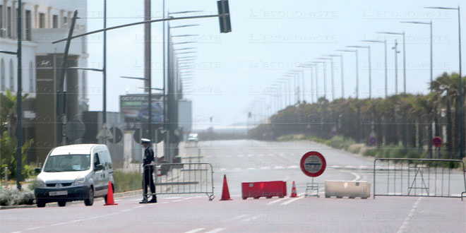 Casablanca: Encore deux semaines de couvre-feu
