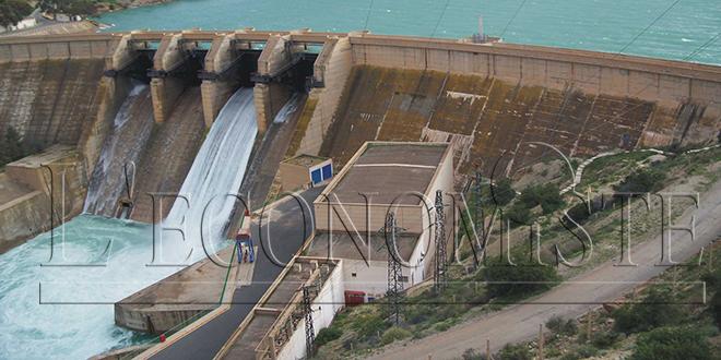 Baisse du taux de remplissage des barrages