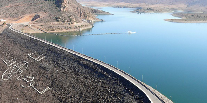 Les barrages quasi pleins