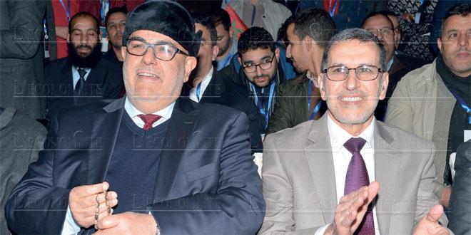PJD: El Othmani toujours «écrasé» par Benkirane