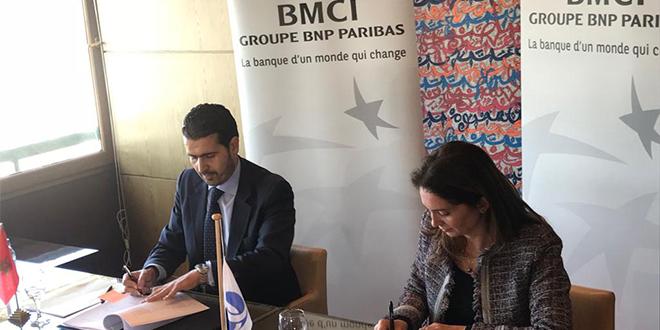 BMCI et la BERD signent un partenariat