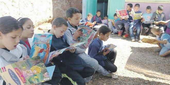 30 bibliothèques pour le monde rural