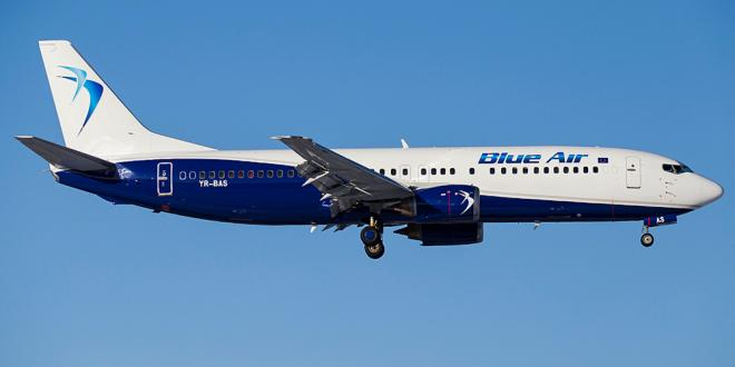 Blue Air reliera Marrakech à Bucarest
