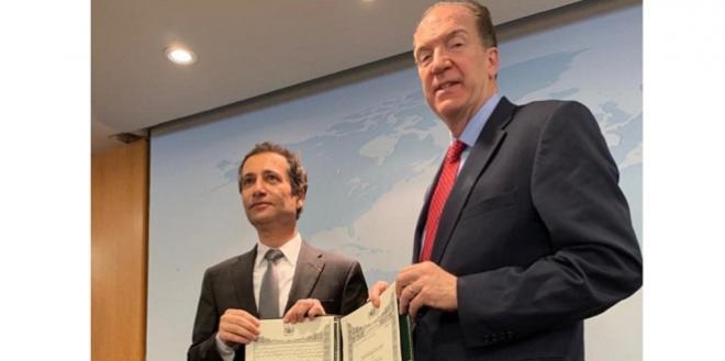 Benchaâboun s'entretient avec le patron de la Banque mondiale