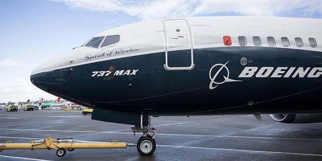 Un groupe russe veut obtenir 115 millions de dollars de Boeing — MAX