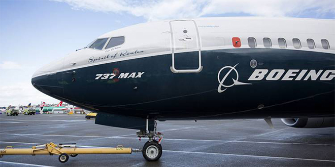 737 MAX: Boeing espère un retour dans les airs à mi-2020