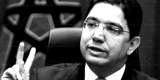 """Démission de Kohler : le Maroc prend note, """"avec regret"""""""