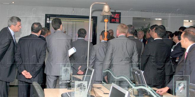 Education financière: partenariat entre la Bourse de Casablanca et la RBS