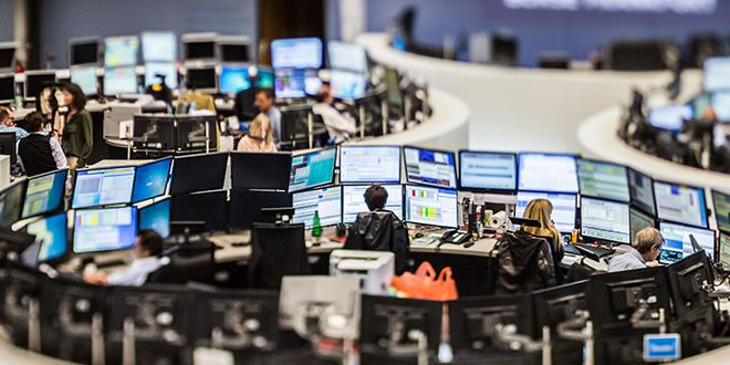 Tensions commerciales : Repli des bourses européennes