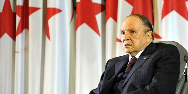Algérie : Les partis de la majorité déclarent Bouteflika candidat