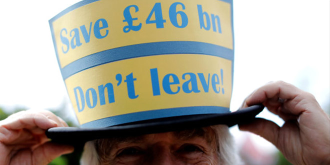 Brexit : La facture qui fait grogner Londres