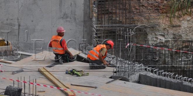 Ciment : Légère hausse des ventes à fin mai