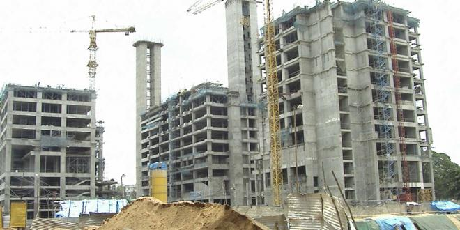 Hausse limitée des ventes de ciment au 1er semestre