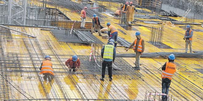 Covid19: Le secteur de la construction se dote d'un guide avant la reprise