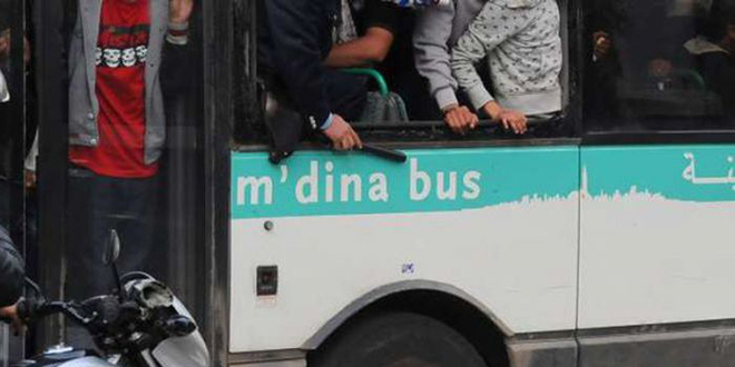 Trois mineurs arrêtés pour vol dans un bus