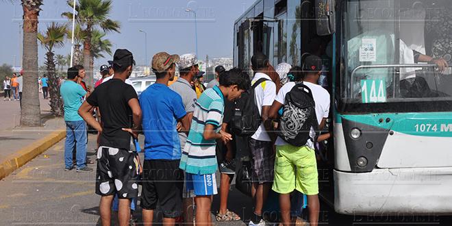 Casablanca: Ouverture des plis pour l'exploitation des Bus